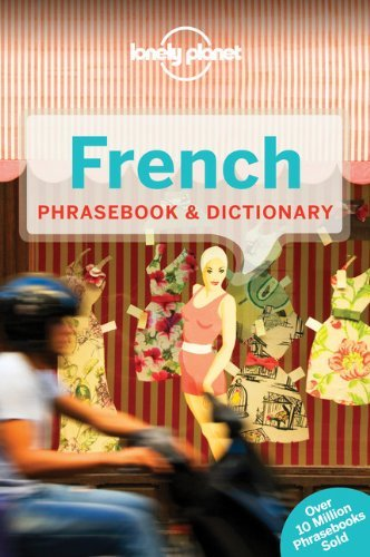Lonely Planet French Phrasebook by Lonely_Planet, Michael Janes, Jean-Pierre Masclef, Jean-Bern [Lonely Planet,2012] (Paperback) 5th Edition