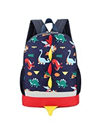 XILALU Baby Boys Girls Kids Dinosaur Pattern Animals Backpack Toddler School Bag by