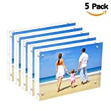 4x6 picture frames - Bulk Acrylic Picture Frames 4x6