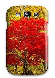 Zheng caseSpecial Design Back Awesome Tree Phone Case Cover For Galaxy S3