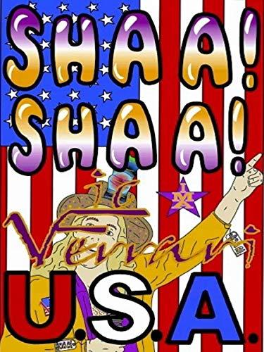 Shaa Shaa Vic Ferrari USA (Usa Ferrari)