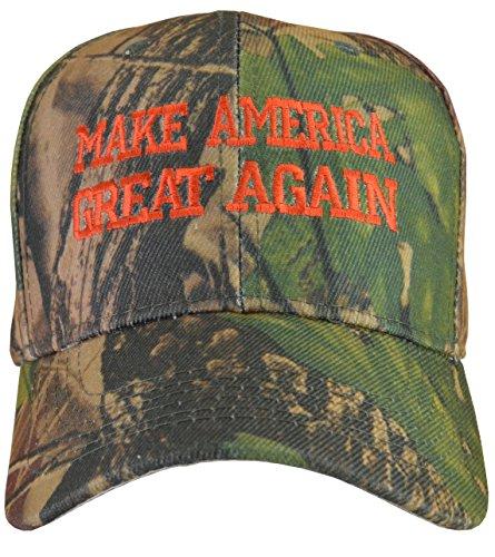 Donald Trump Make America Great Again Hat Hunter