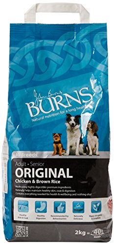 Burns Original Chicken & Brown Rice Dog Food 2Kg