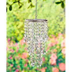 Chandelier Wind Chimes ( Crystal Clear )