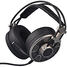 Gaming Headset, GAKOV GAV10 Gaming Headset 7.1-Channel Vibration Gaming Headphone with USB Jack only  for PC/Laptops and for Xbox Smart Phone Tablet(Extra Adapter needed)