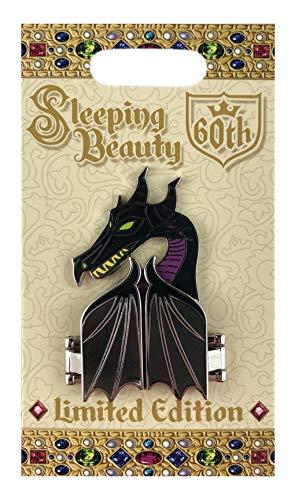 Disney Pin - Sleeping Beauty 60th Anniversary - Maleficent (Anniversary Pin Disney 60th)