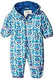Hatley Baby Girls' Winter Puffer Butterflies, Blue, 12 18 Months