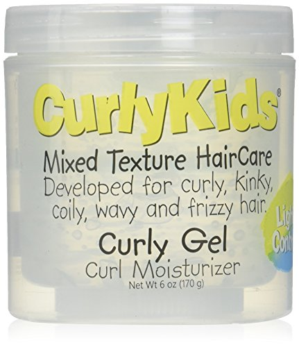 Curly Kids Curly Gel Moisturizer, 6 Ounce