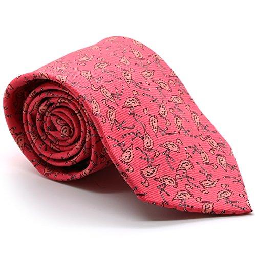 Flamingo Neckties - 1