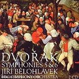 Dvorak: Symphonies 5 & 6 Scherzo Capriccioso Heroic Song