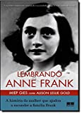 img - for Lembrando Anne Frank (Em Portugues do Brasil) book / textbook / text book