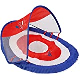 SwimWays Baby Spring Float Sun Canopy (Blue) (Discontinued by manufacturer)