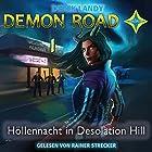 Höllennacht in Desolation Hill (Demon Road 2) Hörbuch von Derek Landy Gesprochen von: Rainer Strecker