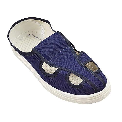Herren Antistatische Schuhe Daytwork Arbeits Damen N0m8nw