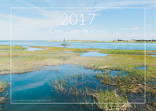 Marconi Memory (2017 Photography 5x7 Calendar | Loose Leaf Desk Calendar | Cape Cod Beaches)