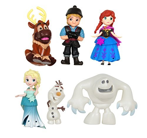 Disney Frozen Little Kingdom Frozen Friendship Collection - 6 characters - Ages 4 and up]()