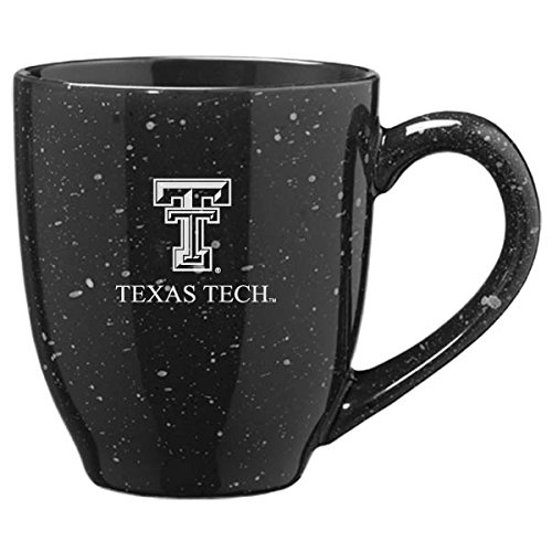 LXG, Inc. Texas Tech University - 16-ounce Ceramic Coffee Mug - -