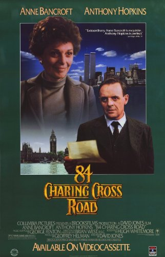 Amazon.com: 84 Charing Cross Road Póster de película B 11 x ...