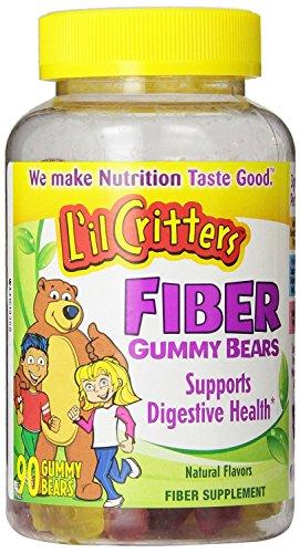 L'il Critters Fiber Gummy Bears