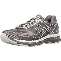 Asics GEL-Nimbus 19 Men's Running Shoe (Carbon/White/Silver)
