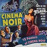 Cinema Noir 2019 (MEDIA ILLUSTRATION) Calendar