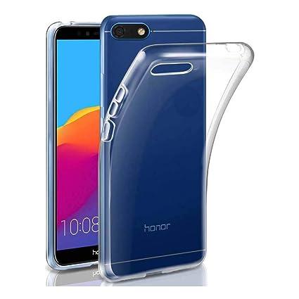 reputable site c6cd7 daa64 YuBingo Back Cover for Huawei Honor 7S: Amazon.in: Electronics