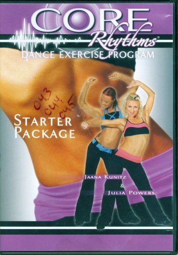Core Rhythms Dance Exercise Program: Starter Package by Dance -