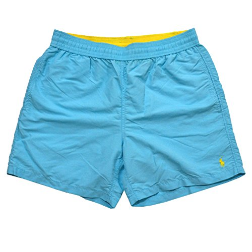 Polo Ralph Lauren Swim Shorts (Small, Hamm Blue)