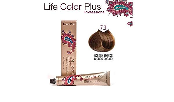 Farmavita Life Color Plus Tinte Capilar 7.3-90 ml: Amazon.es