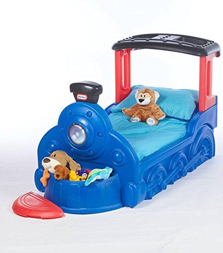Little Tikes Sleepy Choo Choo Train Bed: Amazon co uk: Toys
