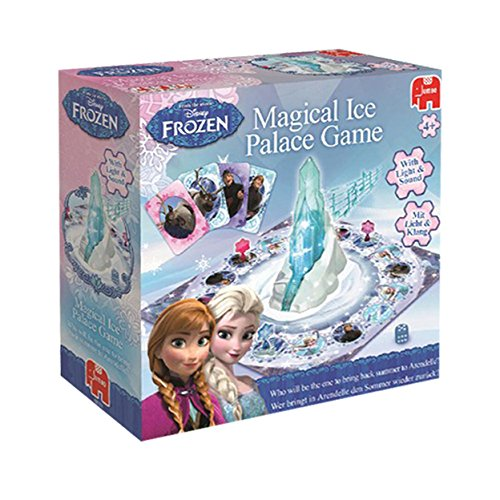 Jumbo Games Frozen - Magical Ice Palace Game