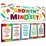 Sproutbrite Classroom Banner Decorations for Educational & Motivational Growth Mindset for Students - 2 Banners - 13\
