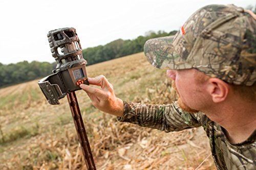 Wildgame Innovations R12i20-7 360 Degree 12 megapixel Trail Camera, Bark Texture