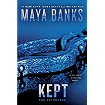 Kept (The Enforcers series Book 3)