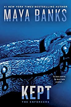Kept (The Enforcers series) by [Banks, Maya]