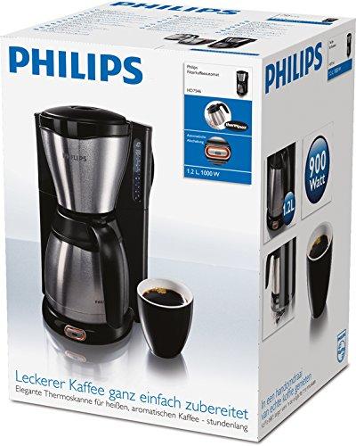 philips hd754620 gaia filterkaffeemaschine mit thermo  ~ Kaffeemaschine Philips
