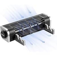 OImaster - Refrigerador para portátil con soporte ajustable, almohadilla de refrigeración para portátil de 3 velocidades…