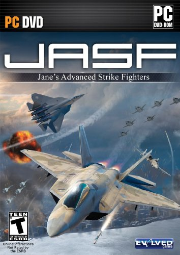 Picture of a Janes Advance Strike Fighters 814290011550