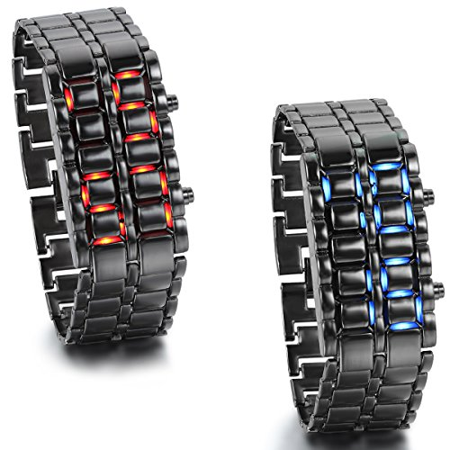 digital bracelet watch - 8