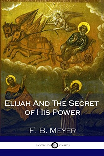 Elijah And The Secret of His Power for sale  Delivered anywhere in USA