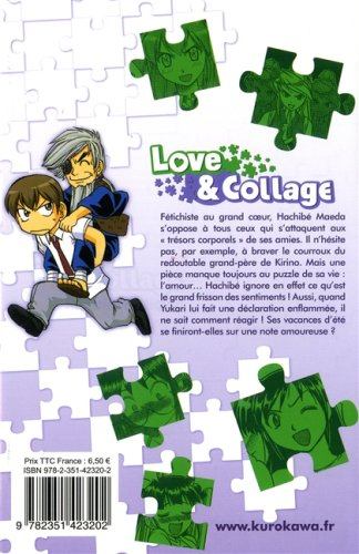 love & collage t.4