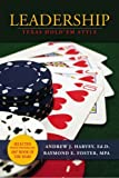 img - for Leadership: Texas Hold 'Em Style book / textbook / text book