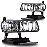 fog lights for tahoe 2002 - Chevy Replacement Fog Light Assembly - 1-Pair