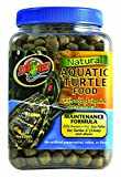 Zoo Med Natural Aquatic Turtle Food - Maintenance Forumla 6.5 Ounce For Aquatic Turtle