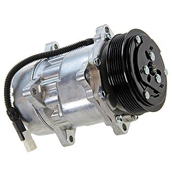 1x Compresor de aire acondicionado CITROEN BERLINGO MF+FURGON; CITROEN C5+BREAK;