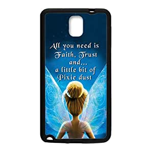 Angel With Wing Black Samsung Galaxy Note3 case