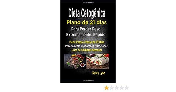 dieta 21 dias menu