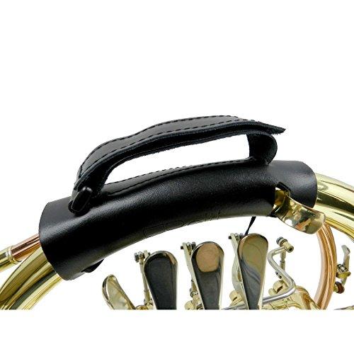 Handschlaufe, Handschutz für Doppelhorn Französisch Belti