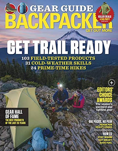 Magazines : Backpacker