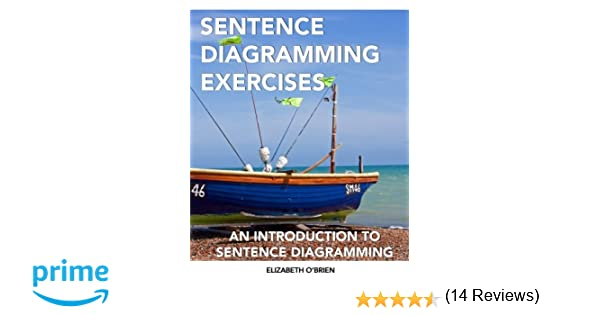 Workbook diagramming worksheets : Sentence Diagramming Exercises: An Introduction to Sentence ...